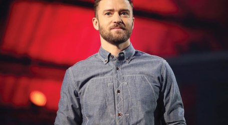 Justin Timberlake announces he is performing at the 2018 Super Bowl Halftime Show