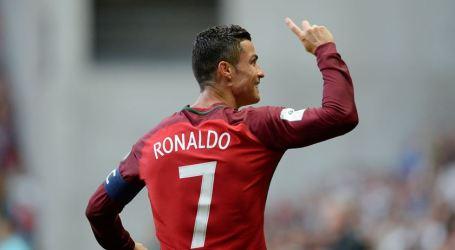 Marca Cristiano Ronaldo já vale 102 milhões