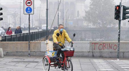 Relatório: poluição mais mortal do que fumar, SIDA e guerra
