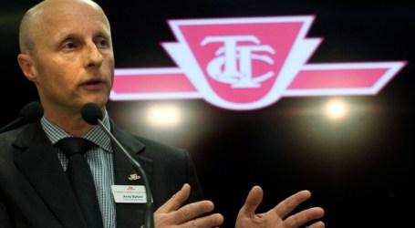 Andy Byford demite-se do cargo de CEO da TTC