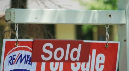 Vendas de casas em outubro no Canadá aumentaram 0,9 por cento face a setembro