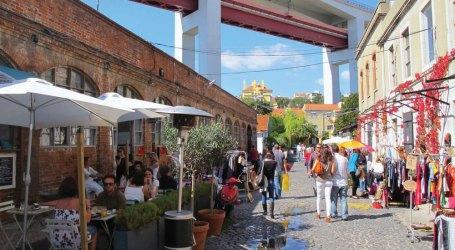 Eis o evento mais ecológico e saudável de Lisboa