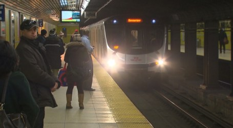 TTC solicita aumento do subsídio para ajudar a compensar os custos adicionais com a extensão da linha de metro