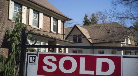 Vendas de casas em Toronto registam uma subida média de 12% em outubro