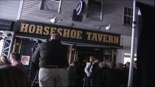 Horseshoe Tavern comemora o 70.º aniversário
