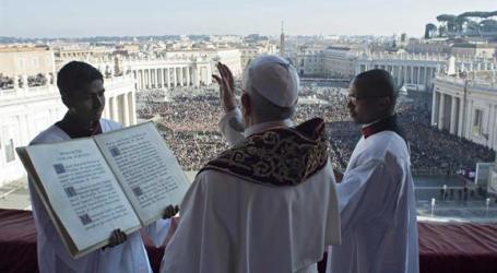 Papa pede solução de dois Estados: Palestina e Israel