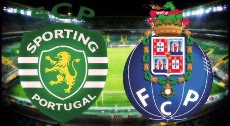 15ª Jornada: FC Porto e Sporting tentam acabar o ano na liderança da I Liga