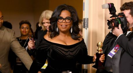 Oprah Winfrey está mesmo a considerar candidatar-se a Presidente dos EUA, dizem amigos
