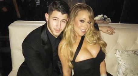 Nick Jonas,  Mariah Carey são  indicados ao Globo de Ouro