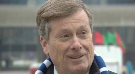 Tory backs bid for Toronto to be a 2026 FIFA World Cup host city
