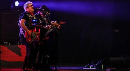 Cerca de 70 mil pessoas saudaram primeiro concerto de 2018 dos Xutos