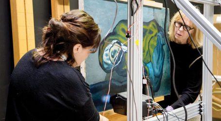 Quadro de Picasso é analisado  na Art Gallery of Ontário