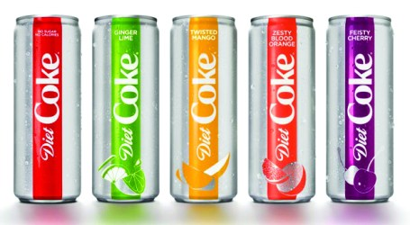 Diet Coke gets new look, new flavours amid sinking sales
