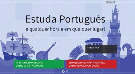 Plataforma Português Mais Perto com 578 alunos em 26 países de cinco continentes