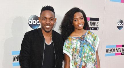 """Kendrick Lamar e SZA são processados  pelo clip de """"All The Stars"""""""