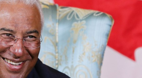 Governantes de Portugal no Canadá Bem-Vindo primeiro-ministro de Portugal