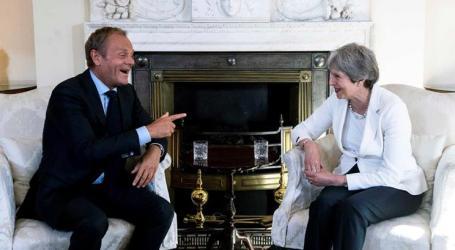 """Promulgada lei que torna o """"Brexit"""" irreversível"""