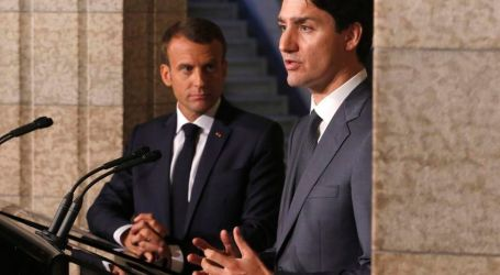 Canada, France forge united front ahead of G7 summit with Trump