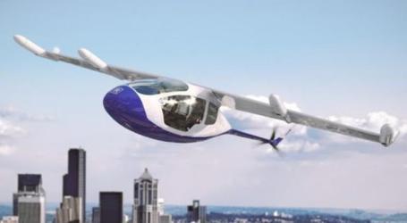 Táxi voador dentro de 10 anos