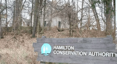 Hamilton Conservation Authority warns of potential flooding