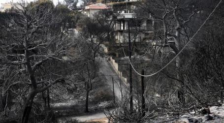 Balanço sobe para 93 mortos no incêndio de julho na Grécia