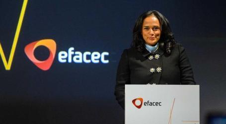 Isabel dos Santos confirma ordem presidencial para Angola sair da Efacec