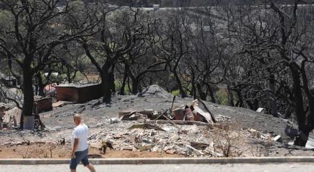 Danos superiores a dois milhões de euros no incêndio de Monchique