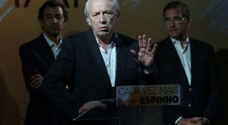 Novo partido de Pedro Santana Lopes vai chamar-se Aliança