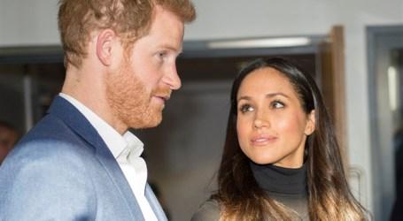 Príncipe Harry e Meghan Markle adotaram um cão