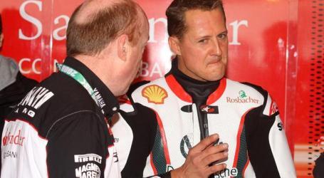 Família de Michael Schumacher desmente mudança para Maiorca