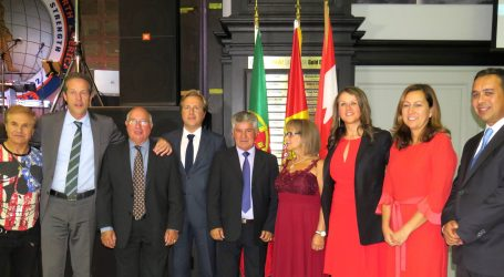 Semana Cultural da Casa das Beiras com autarcas de Aveiro