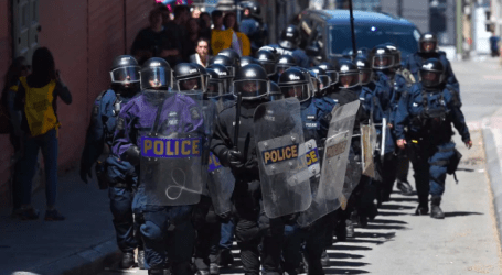 Police violated people's right to protest during Quebec G7, human rights report says