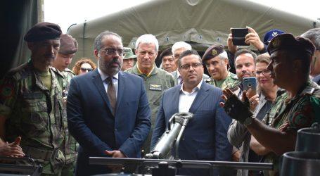 Rui Luís sublinha relevância dos meios de socorro existentes nos Açores em caso de catástrofe natural