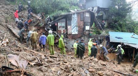 Tufão Manghkut deixa pelo menos 64 mortos e 45 desaparecidos nas Filipinas