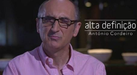 """Ator António Cordeiro com doença grave e incurável: """"Quero viver cada momento"""""""