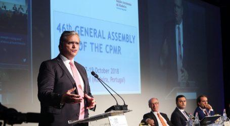 Vasco Cordeiro defende orçamento comunitário ao serviço da coesão das Regiões