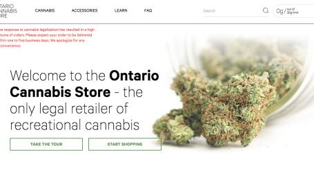 Canadá legaliza canábis