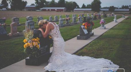 A noiva que casou sem marido