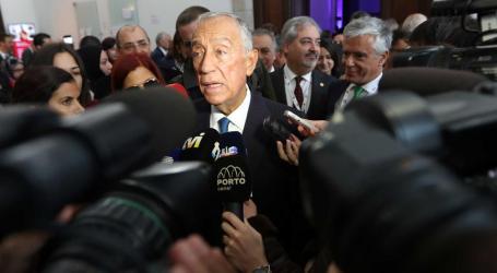 """Presidente preocupado com aumento de ditaduras """"num mundo cada vez mais irracional"""""""