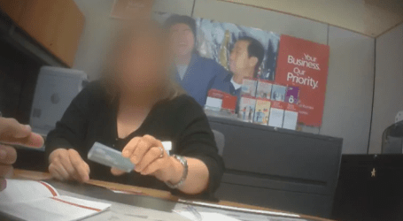 Hidden camera reveals how bank employees mislead and upsell on pricey credit card insurance