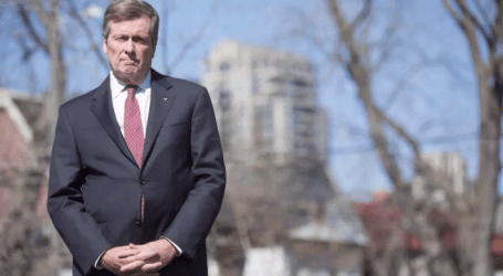 John Tory goes to Portugal for global technology conference