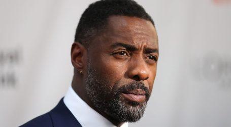 Idris Elba, o homem mais sexy do mundo