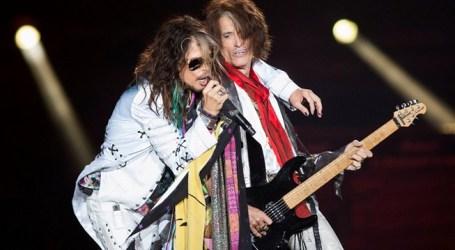 Guitarrista dos Aerosmith sente-se mal depois de concerto e é hospitalizado
