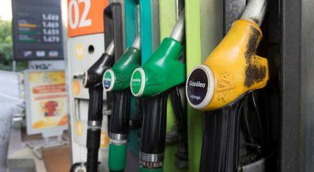 Gasóleo ficou mais caro 11 cêntimos num ano
