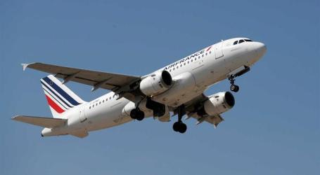 Avião da Air France impedido de entrar no espaço aéreo russo