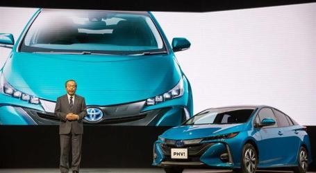 Toyota chama um milhão de carros à oficina para reparar problema de airbag