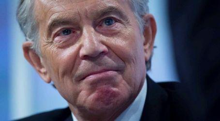 Costa reuniu com Tony Blair sobre consequências do Brexit