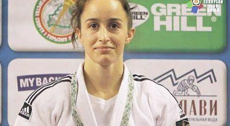 Judoca portuguesa Joana Diogo conquista medalha de bronze em Tashkent