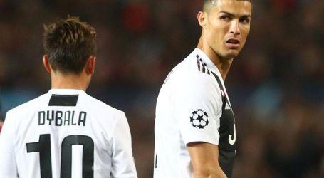 """""""O que mais me impressiona no Ronaldo é a calma"""", diz Dybala"""