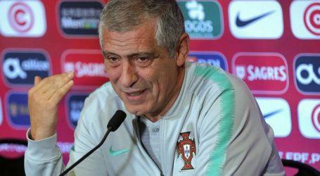 """Fernando Santos: """"Portugal tem uma seleção muito forte"""""""